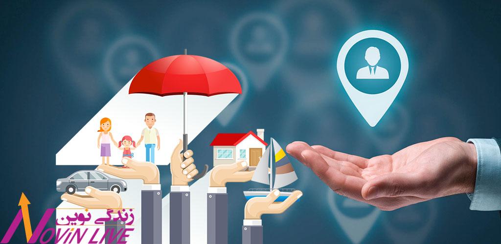 چگونه مشتریهای بیمه را پیدا کنیم