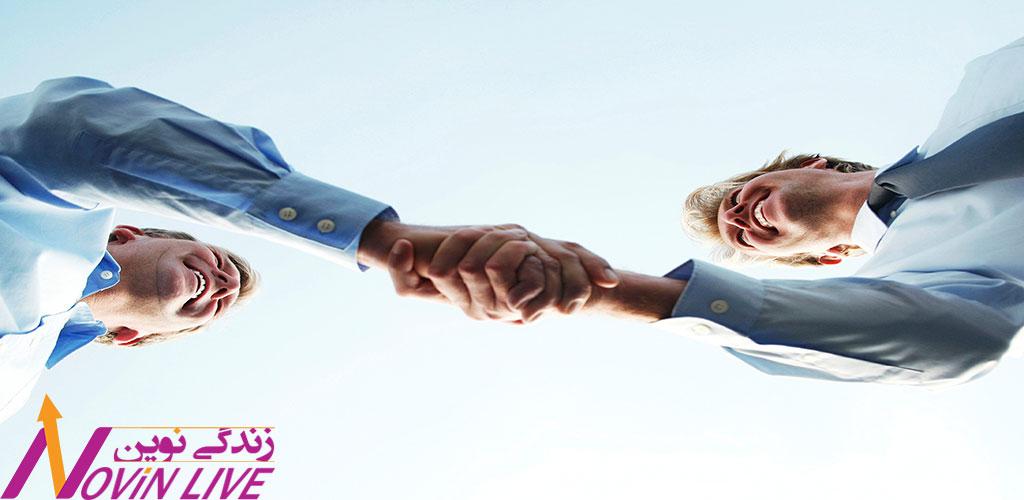 دوستانه رفتار کنید، اما بیش از حد صمیمی نباشید -مراحل فرایند فروش